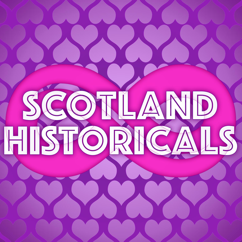 Scotland in historical romance novels