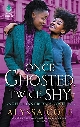 Once Ghosted Twice Shy by Alyssa Cole