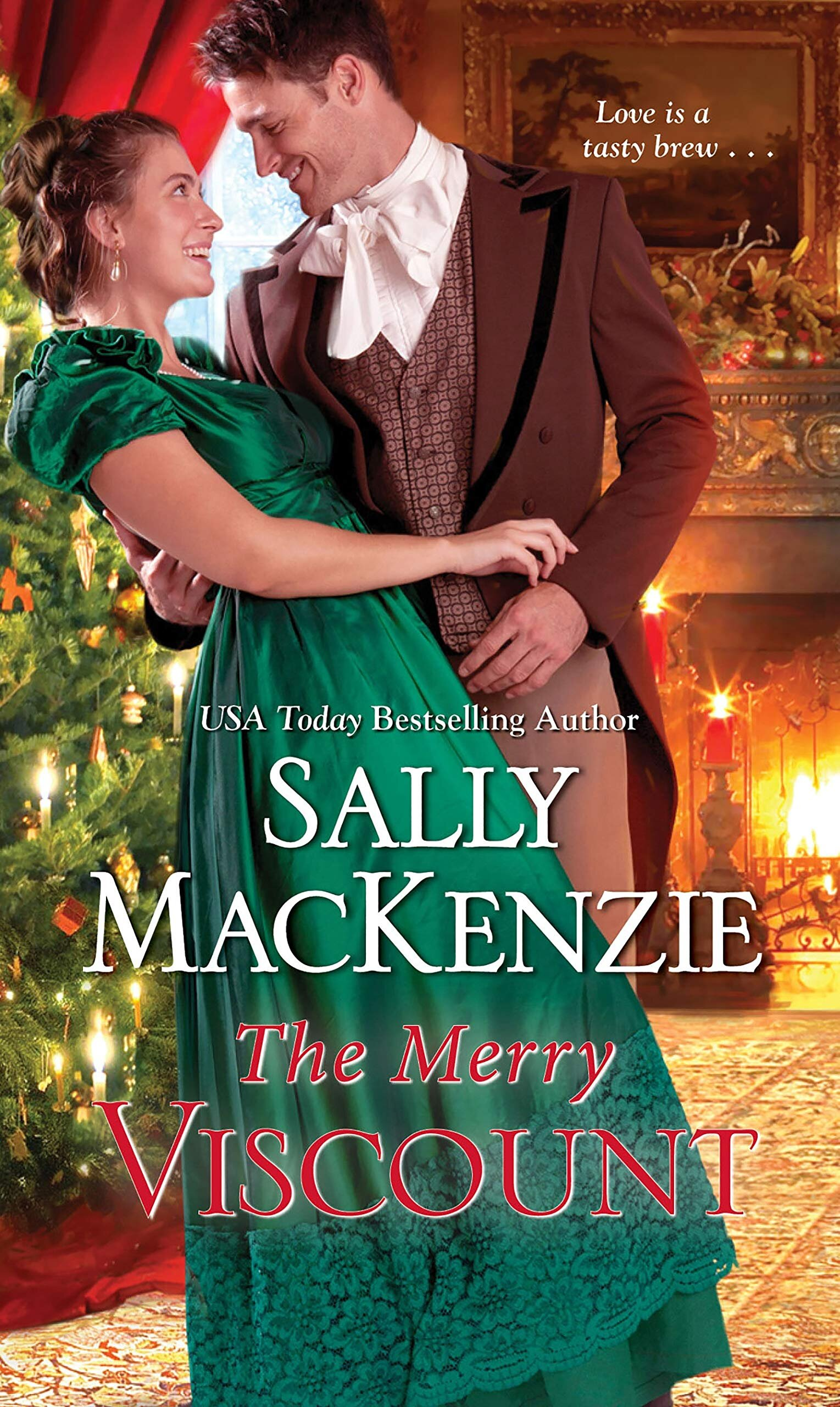 The Merry Viscount by Sally Mackenzie