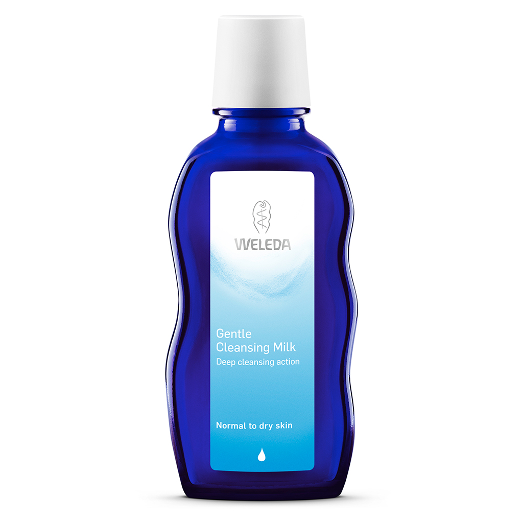 Weleda Gentle Cleansing Milk 100ml - When I do festivals, I DO festivals. None of this queuing for showers malarkey (although as a side note the queues weren't that long at ValleyFest if you DID want one!) So I needed a cleanser where you don't need water. This Gentle Cleansing Milk is perfect. Massage it on and wipe off with a (preferably reusable, washable!!) pad. Plus it's perfect for getting rid of your makeup! Super clean skin – with no running water necessary