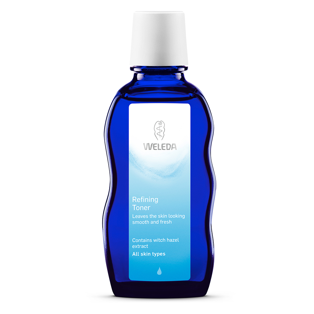 Weleda Refining Toner 100ml - Whats that? Skin still feeling a bit ick? Try wiping over it again, but this time with the refining Toner. Oilier skins will thank you for this! Plus sunscreen and makeup can be hard to fully budge. This is the perfect back up to your cleanser. Just don't use this one on your eyes.