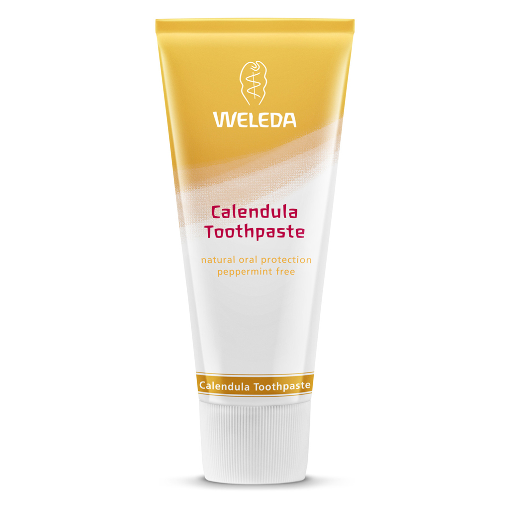 Weleda Calendula Toothpaste - I always find that cleaning my teeth helps me to feel super fresh, even when I'm camping and am basically slowly stewing in my own sweat and grime each day. I love, love, love this Calendula Toothpaste from Weleda. It comes in a metal tube and the ingredients include fennel – one of my faves! My kids aren't so keen on the taste of this one but love the Children's Tooth Gel 50ml.