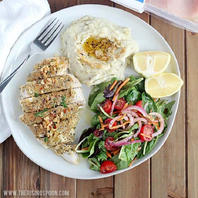 parmesan crusted chicken using air chilled chicken from o organics.jpg