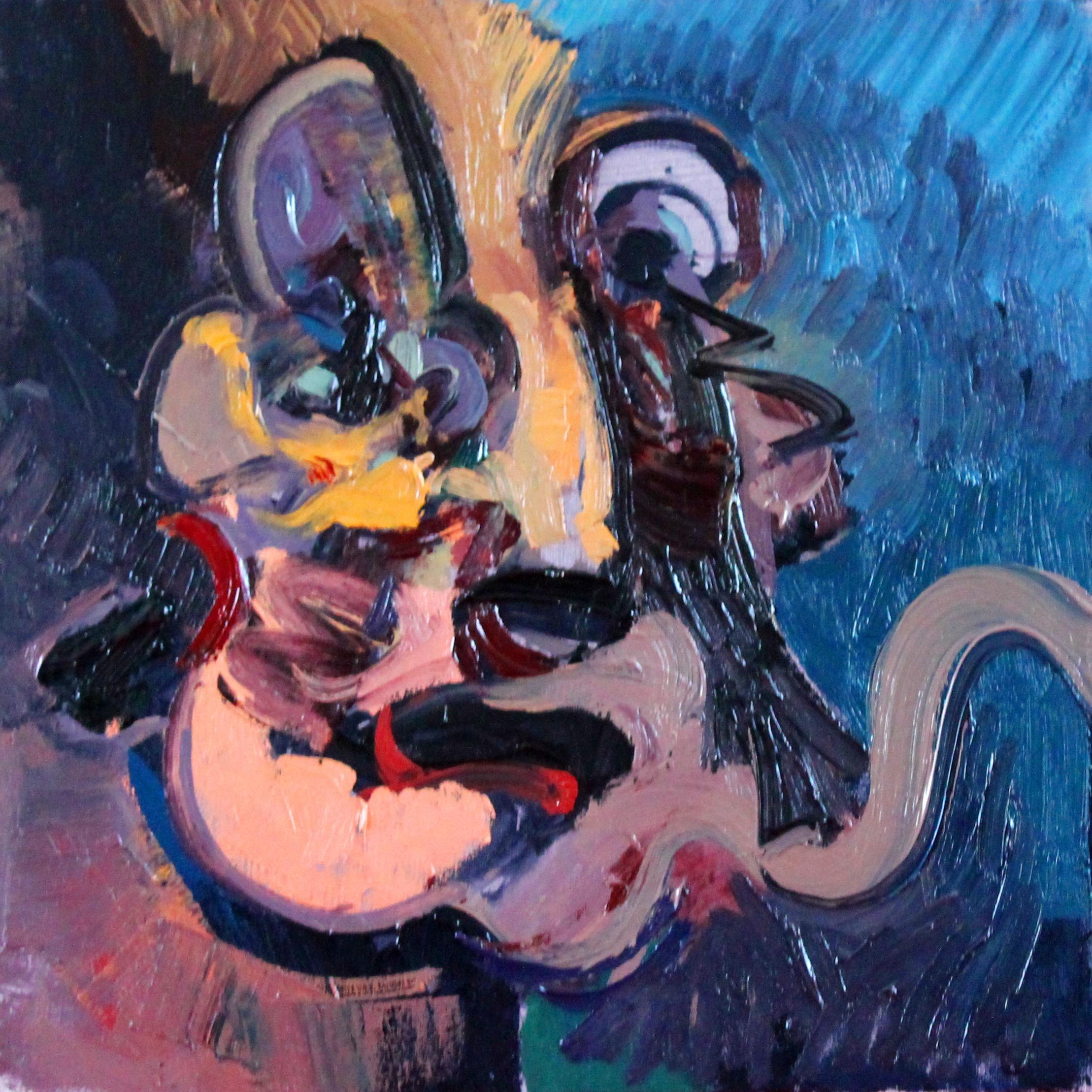 Untitled (head xxx)