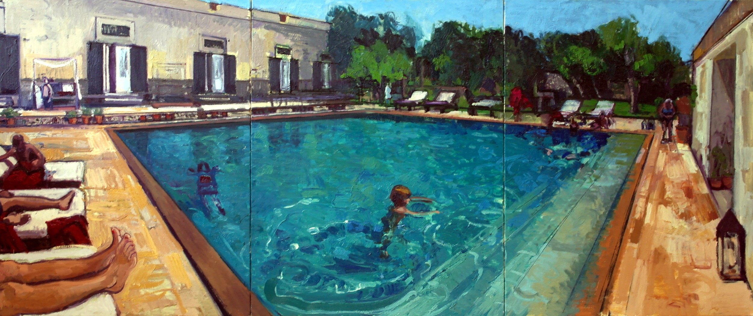 Swimming Pool I