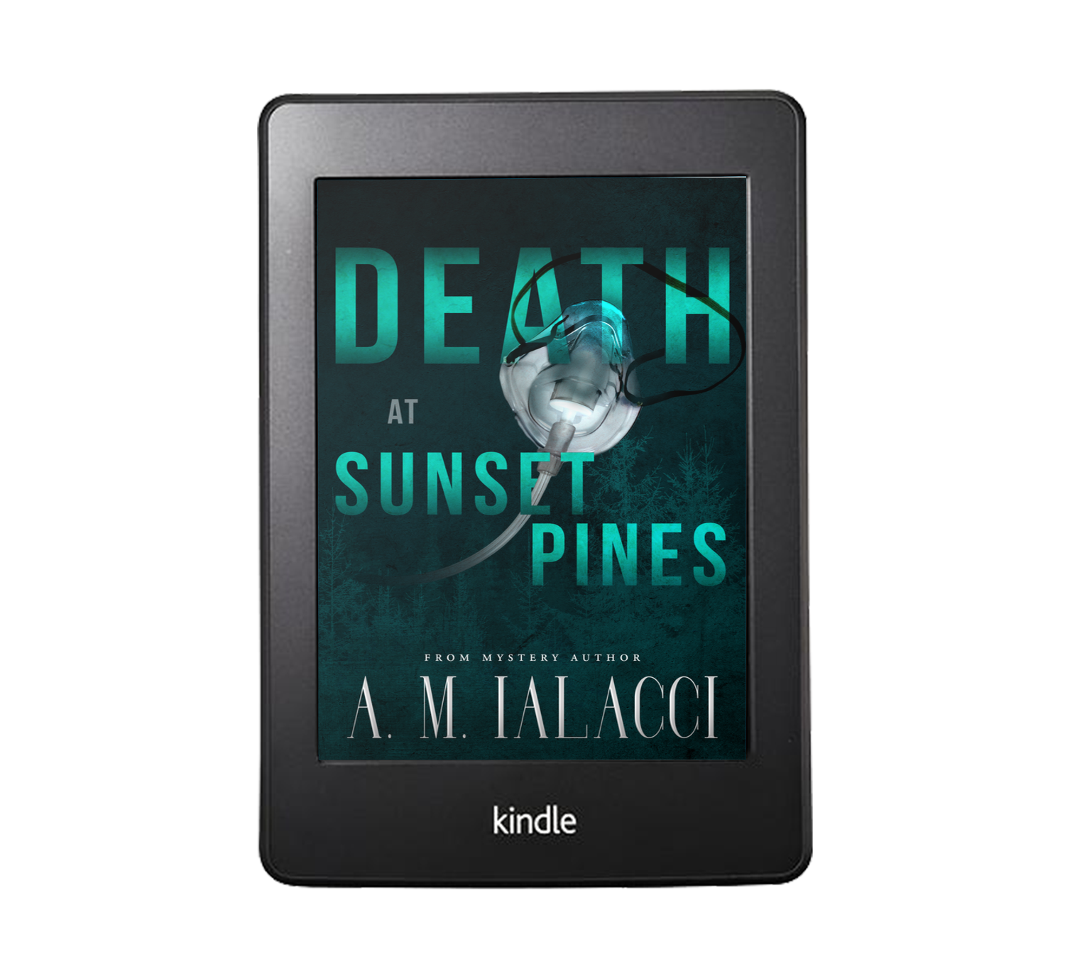 death at sunset pines - Olivia Torres is bored to tears living with her grandmother as a teen full-timer in an RV park. The local's gossip is her only form of entertainment until she discovers her neighbor dead in a closet at the park potluck. Now, Olivia is determined to use what she knows to figure out what happened. But which adults can she trust? And will they listen to a kid when death is on the line?NEWSLETTER EXCLUSIVE — FREE E-BOOK!