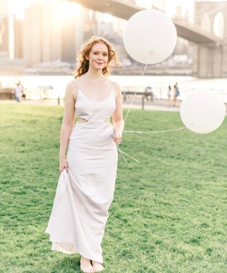 Brooklyn Bride Makeup