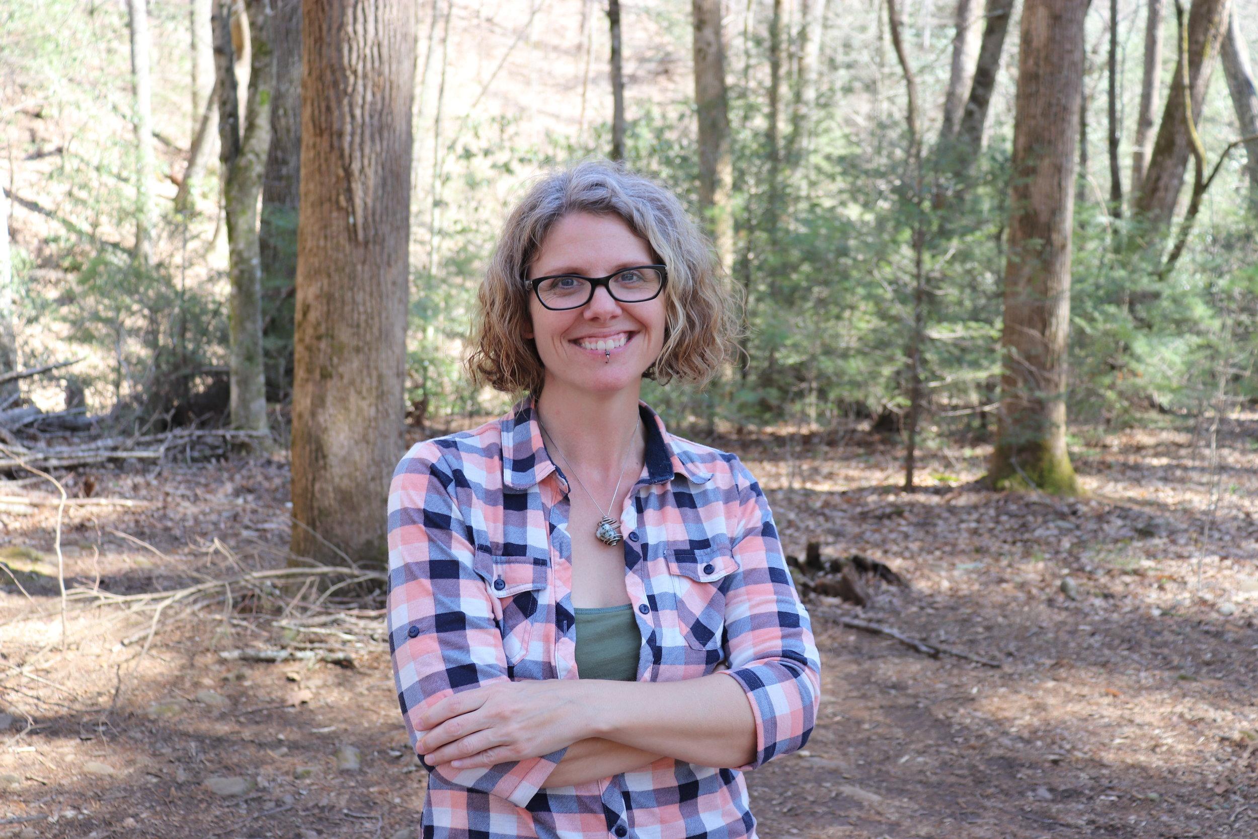 ANFT certified guide, Melissa Loken