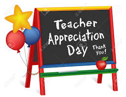 We Love Our Preschool & Sunday School  Teachers!