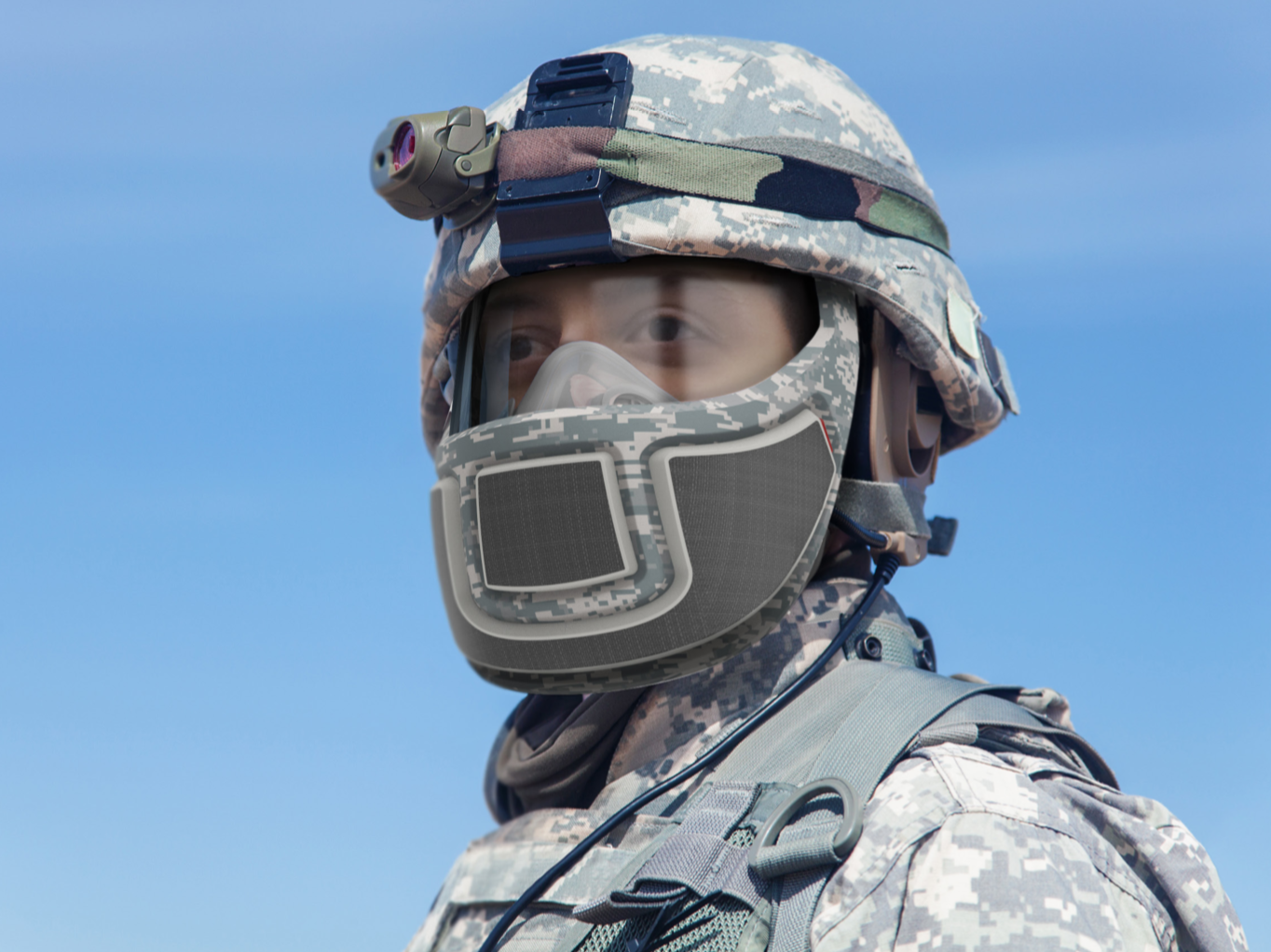 DOD/NATIONAL GUARD - There are insufficient numbers of gas masks and cartridges for use by active duty troops or National Guard during quarantine duty or protecting medical supplies. Those masks were designed for warfighting and are heavy and uncomfortable, ill suited for extended wear during an outbreak and cannot be used by DOD dependents and their children.