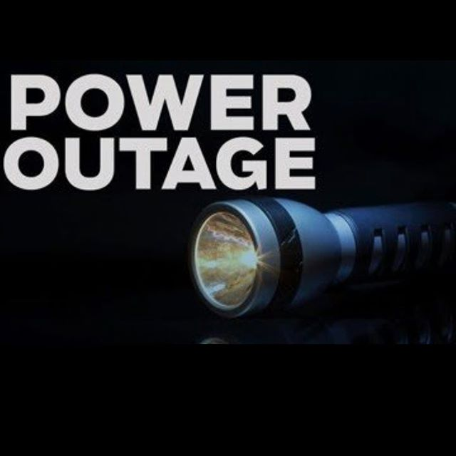 Closed for the day due to power outages in Cranston. We'll be back tomorrow. 🙃