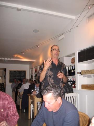 Chris Phelps of Swanson Vineyards