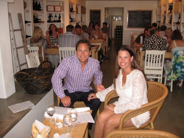 Craig & Nancy Stoller of Sextant Vineyards