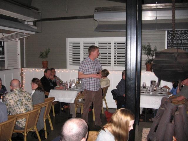 Jason Haas of Tablas Creek Winery