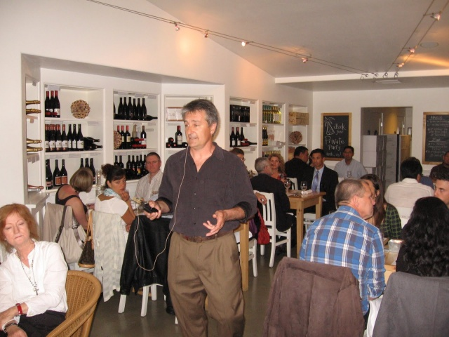 Markus Bokisch of Bokisch Vineyards