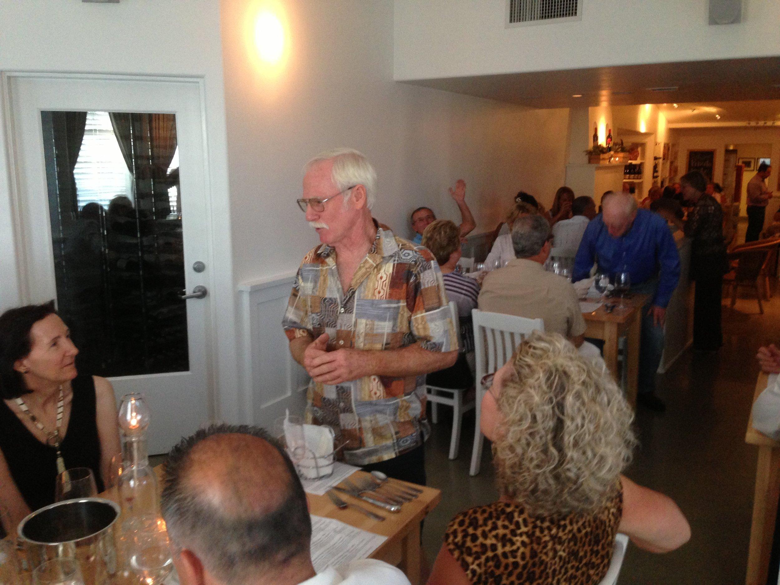 Randy Dunn of Dunn Winery