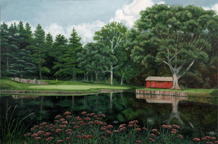 Crooked Stick Golf Club No. 6,  Carmel, IN
