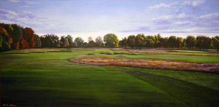 Chicago Golf Club no. 6 Wheaton, IL