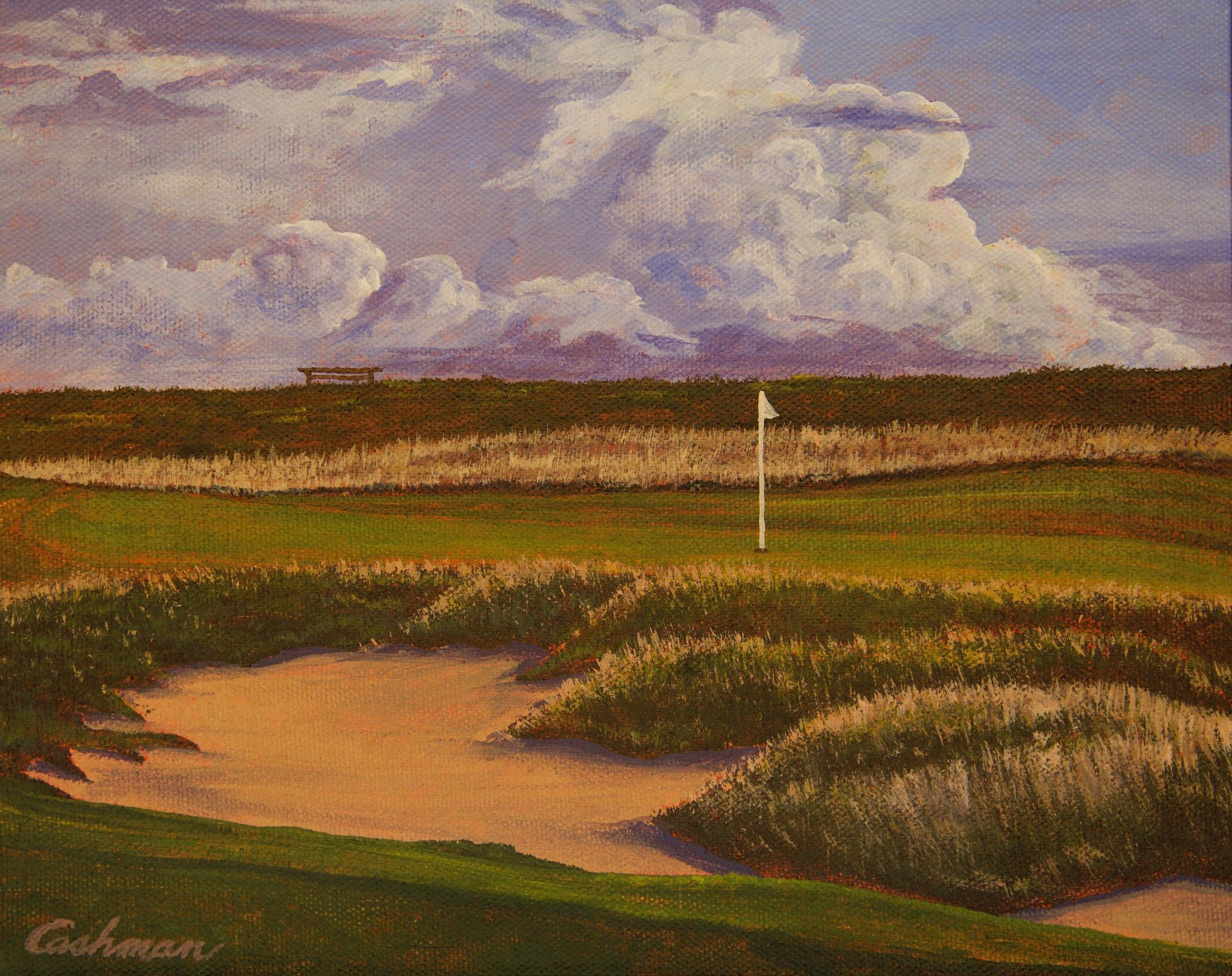 Erin Hills Golf Course No. 11 Erin, WI