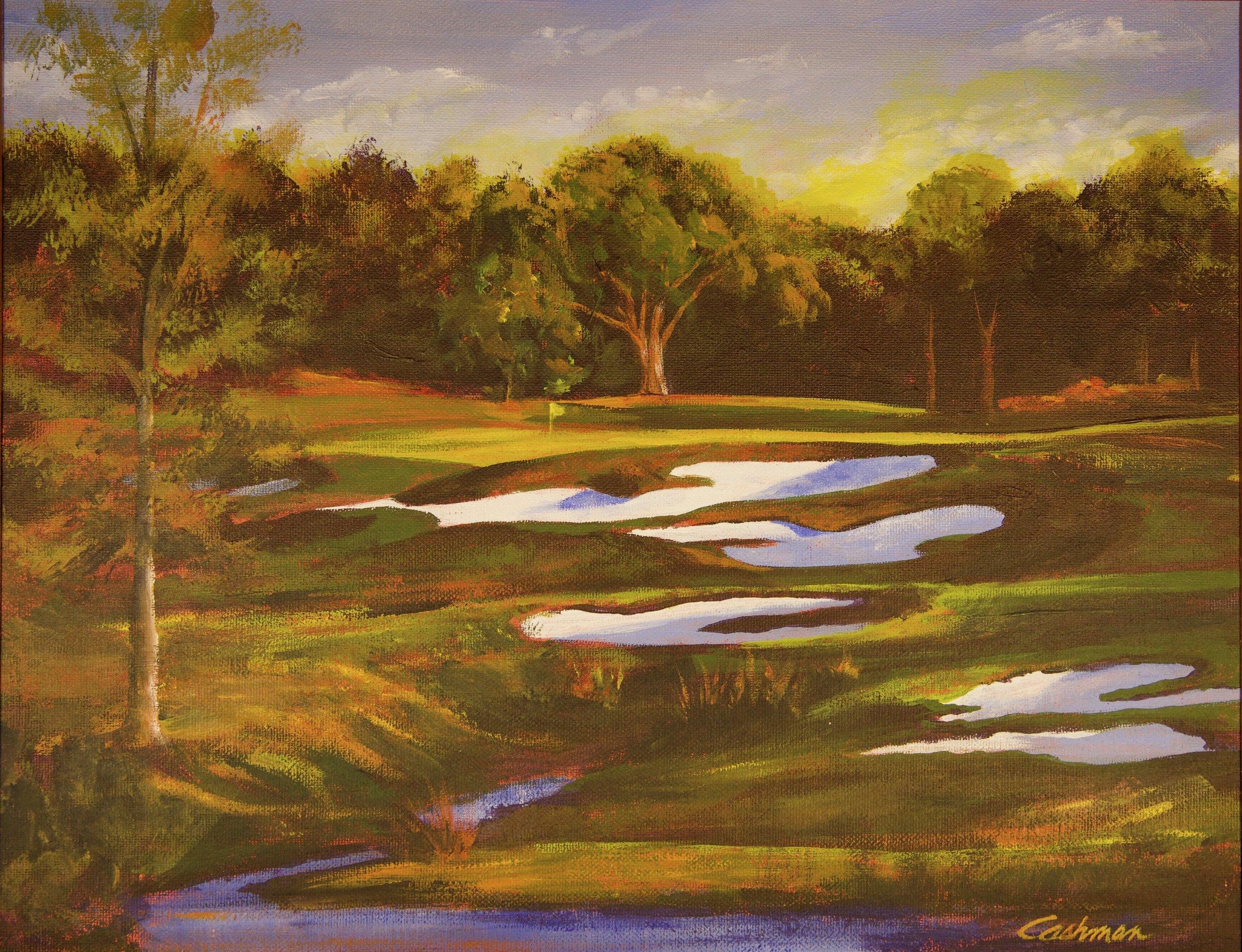 Eagle Point Golf Course  Wilmington, NC