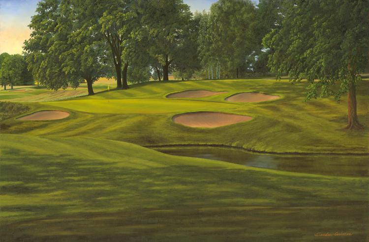 Hazeltine National Golf Club No. 17, Chaska, MN