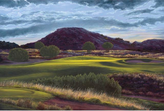 Towa Golf Club, Santa Fe  Valley Course No. 7