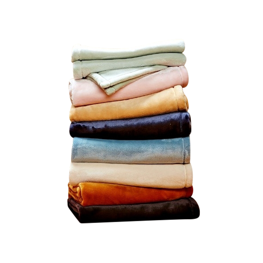 Luster Loft Fleece Throws - American Blanket Company, $59You can find throws that are fancier and pricier, but you cannot find a throw that is softer. That's why we love it and think that anyone who could use an embrace will too. Plus, you can supersize it, personalize it, gift box it, and choose from more than a dozen colors.