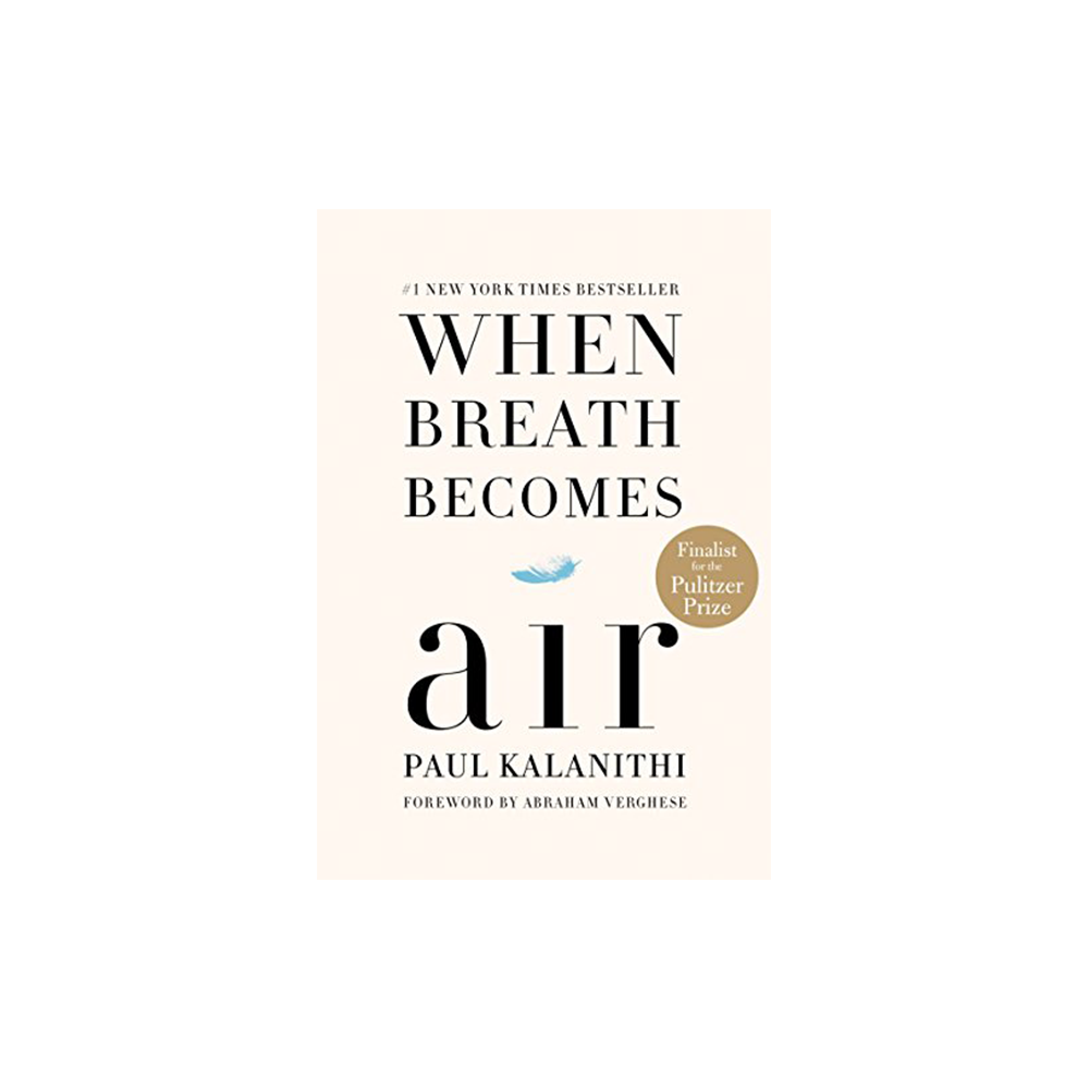 When Breath Becomes Air - Amazon, $16.57Paul Kalanithi's posthumous memoir is inherently sad and impossibly moving. Brimming with poignant reflections on mortality and finding hope and beauty in the face of insurmountable odds, it has a lot to teach us about life. Its only fault is that the book, like the author's life, ends much too early, but the lessons within it endure.