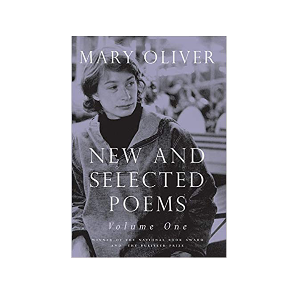 New and Selected Poems - Amazon, $12.23