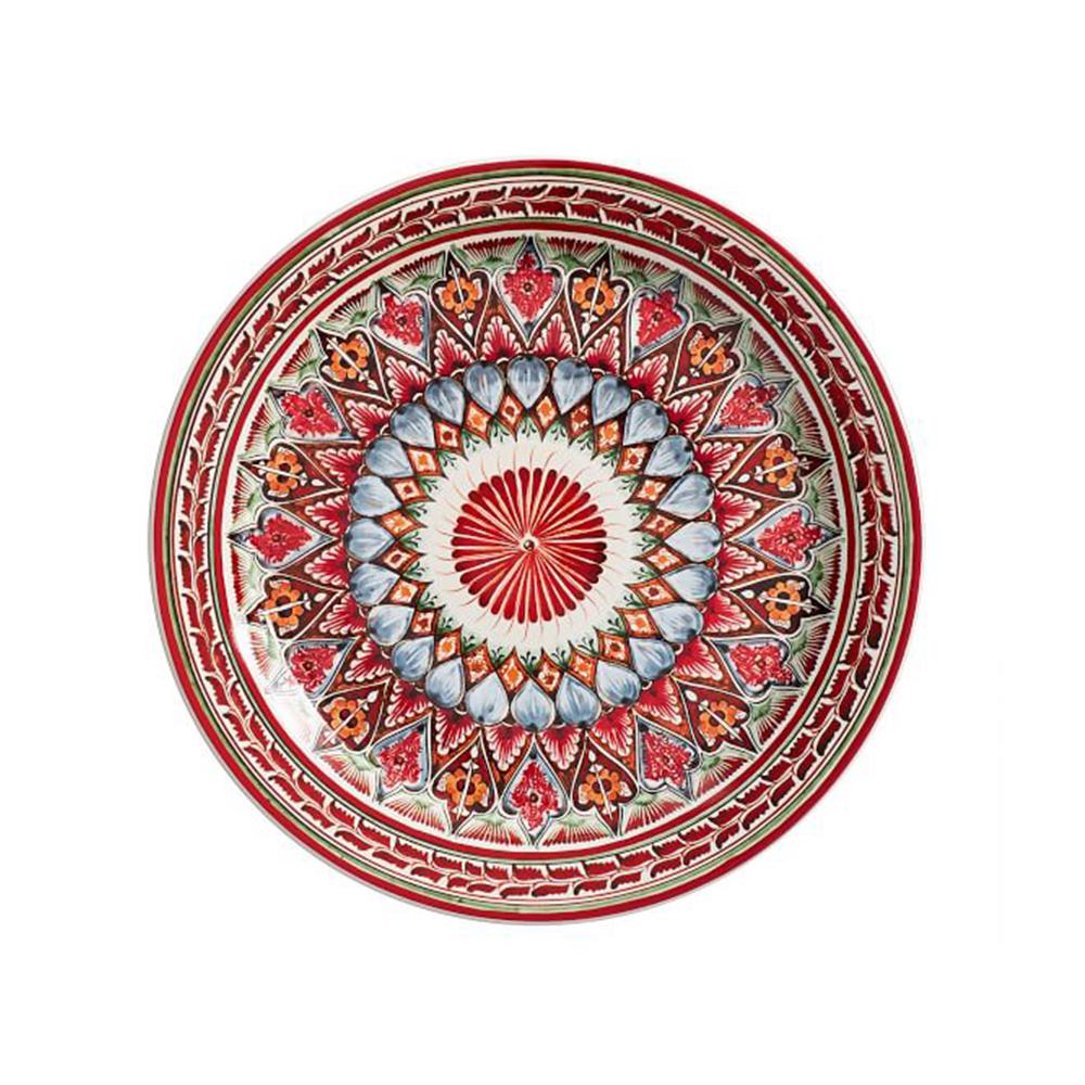 Mezze Dinner Plate - Pottery Barn, $12