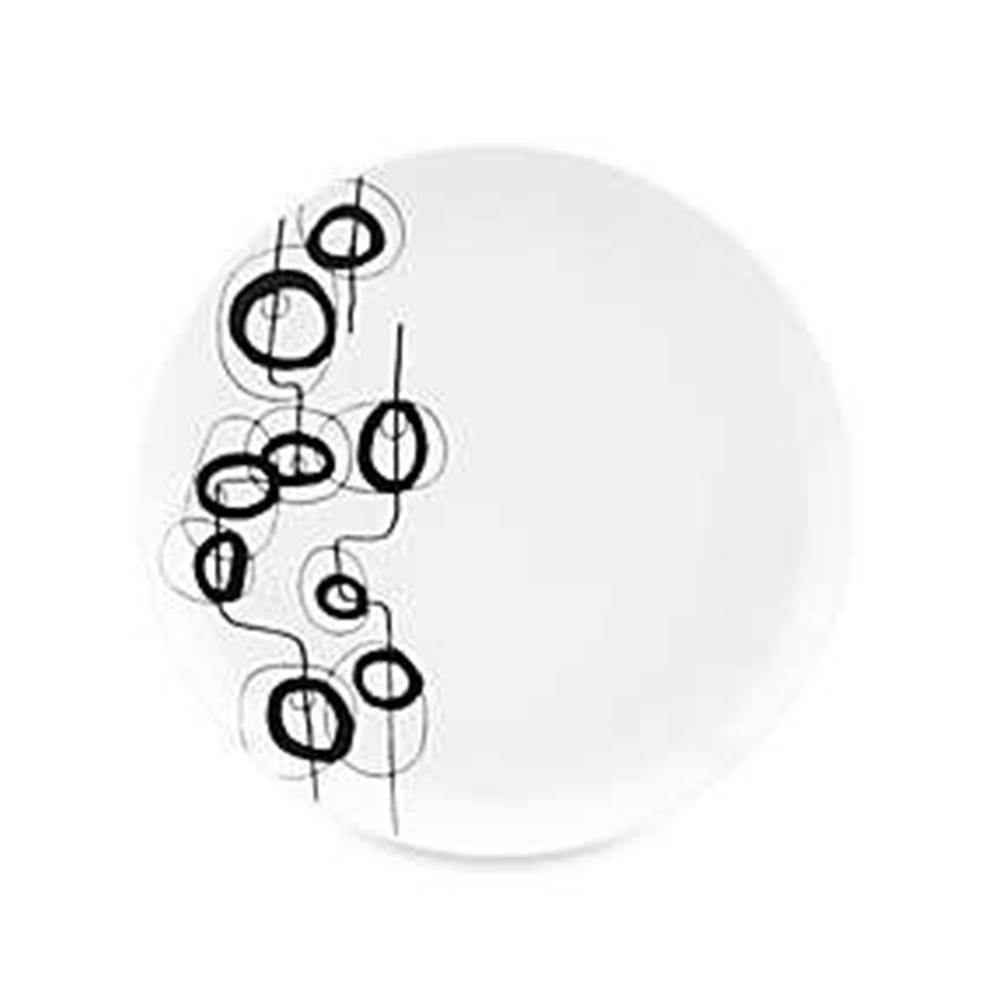 Dansk Lotta Shake Dinner Plate - Bed Bath & Beyond, $12.99
