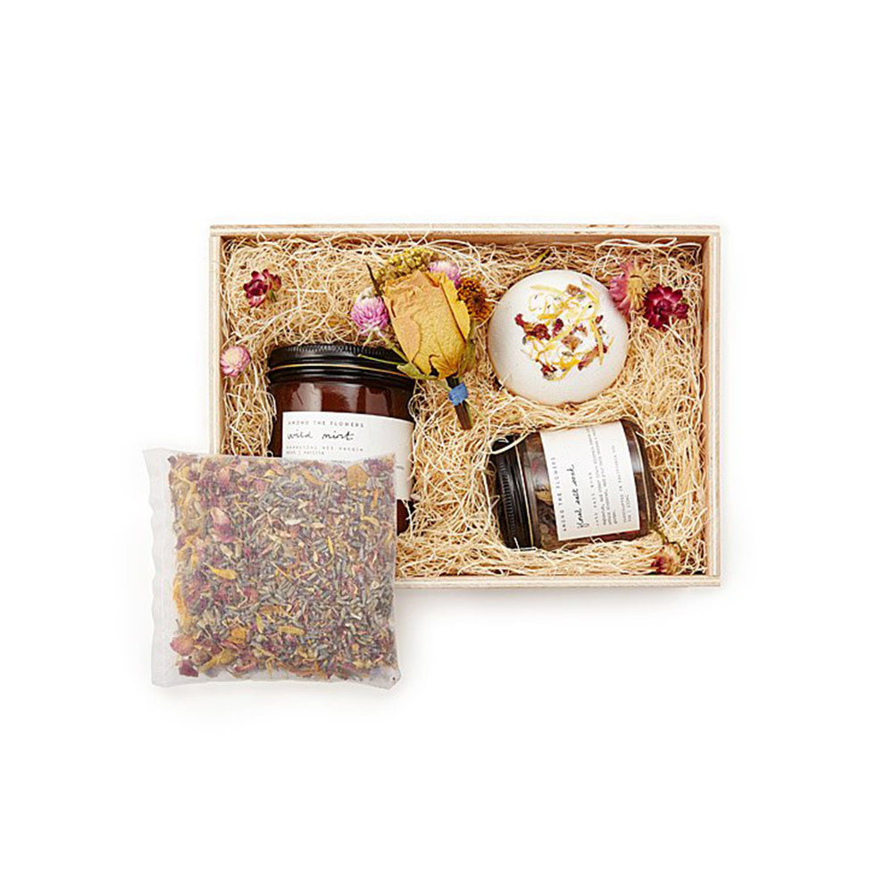 Calming Waters Relaxation Set - UncommonGoods, $50.00