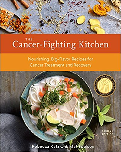 The Cancer-Fighting Kitchen - Amazon, $22.09