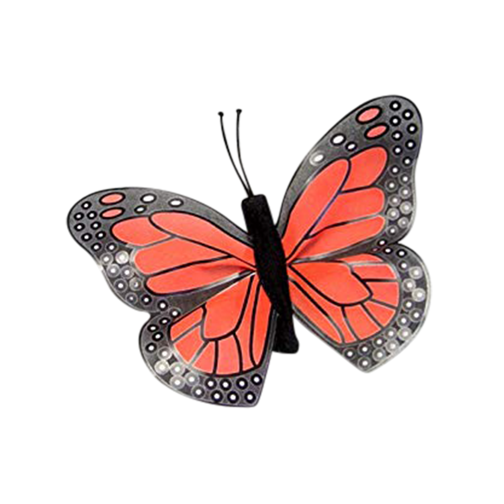 Folkmanis Mini Monarch Butterfly Finger Puppet - Amazon, $5.07