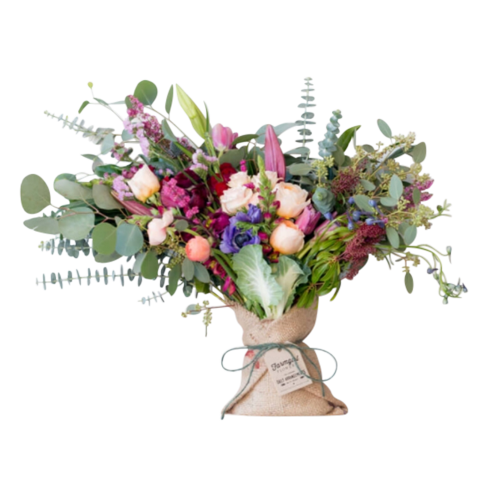 The Just Right Bouquet - Farmgirl Flowers, $69.00