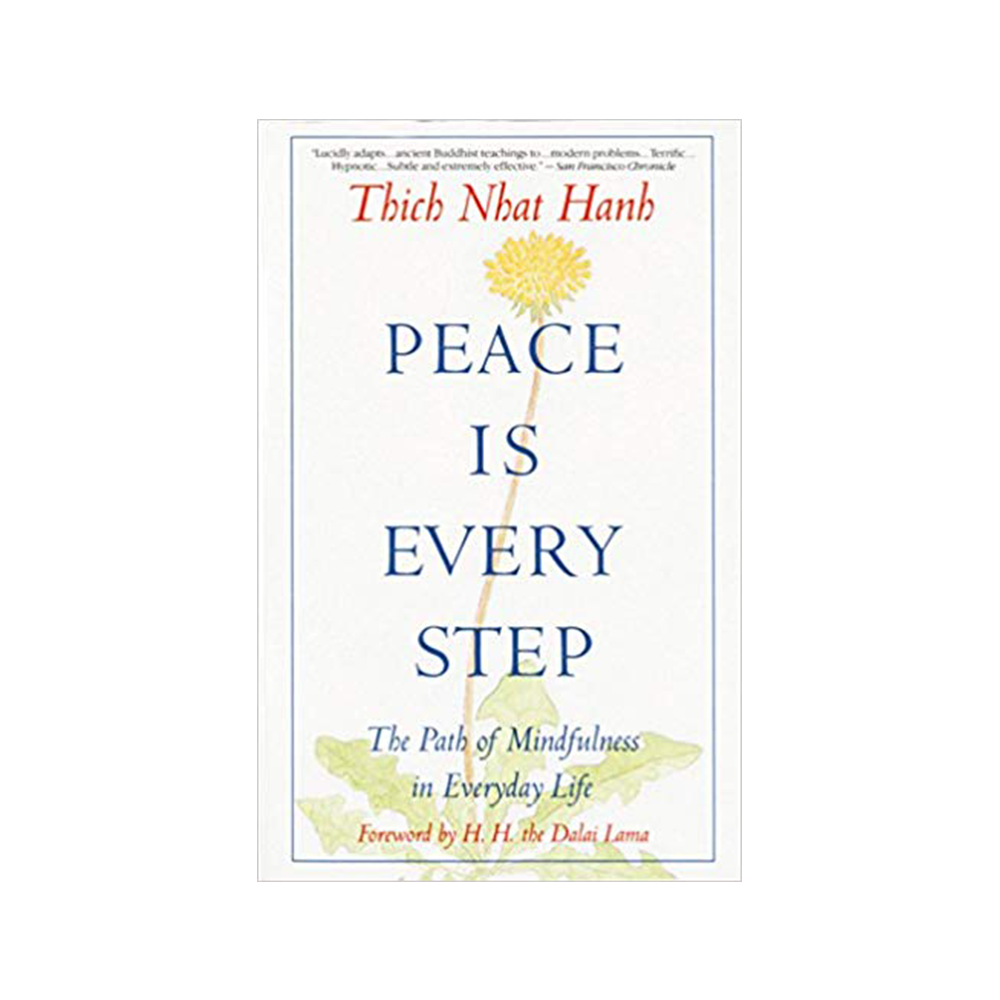 Peace Is Every Step - Amazon, $10.20