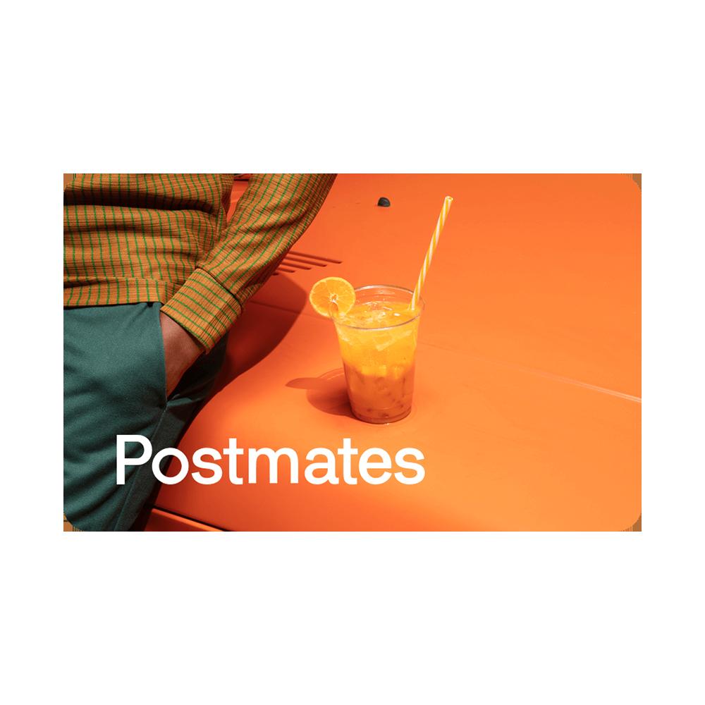 Postmastes Gift Card - Postmates, Various