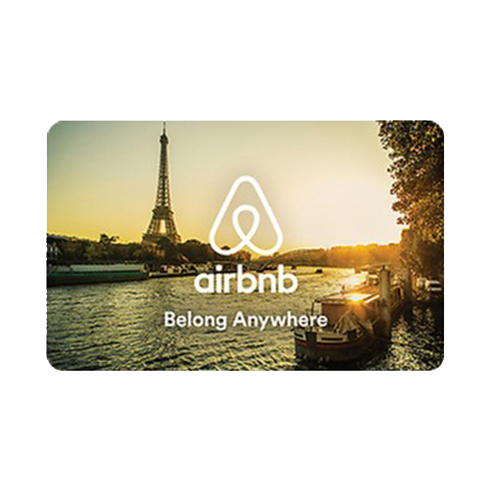 Airbnb Gift Card - Airbnb, Various