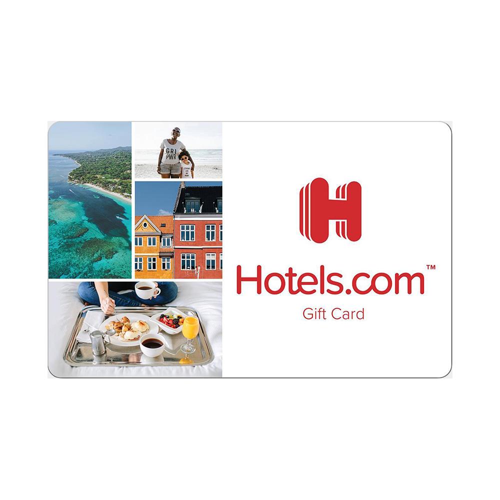 Hotels.com Gift Card - Hotels.com, Various