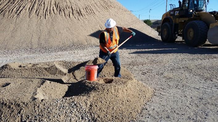 Construction Materials Testing (CMT)