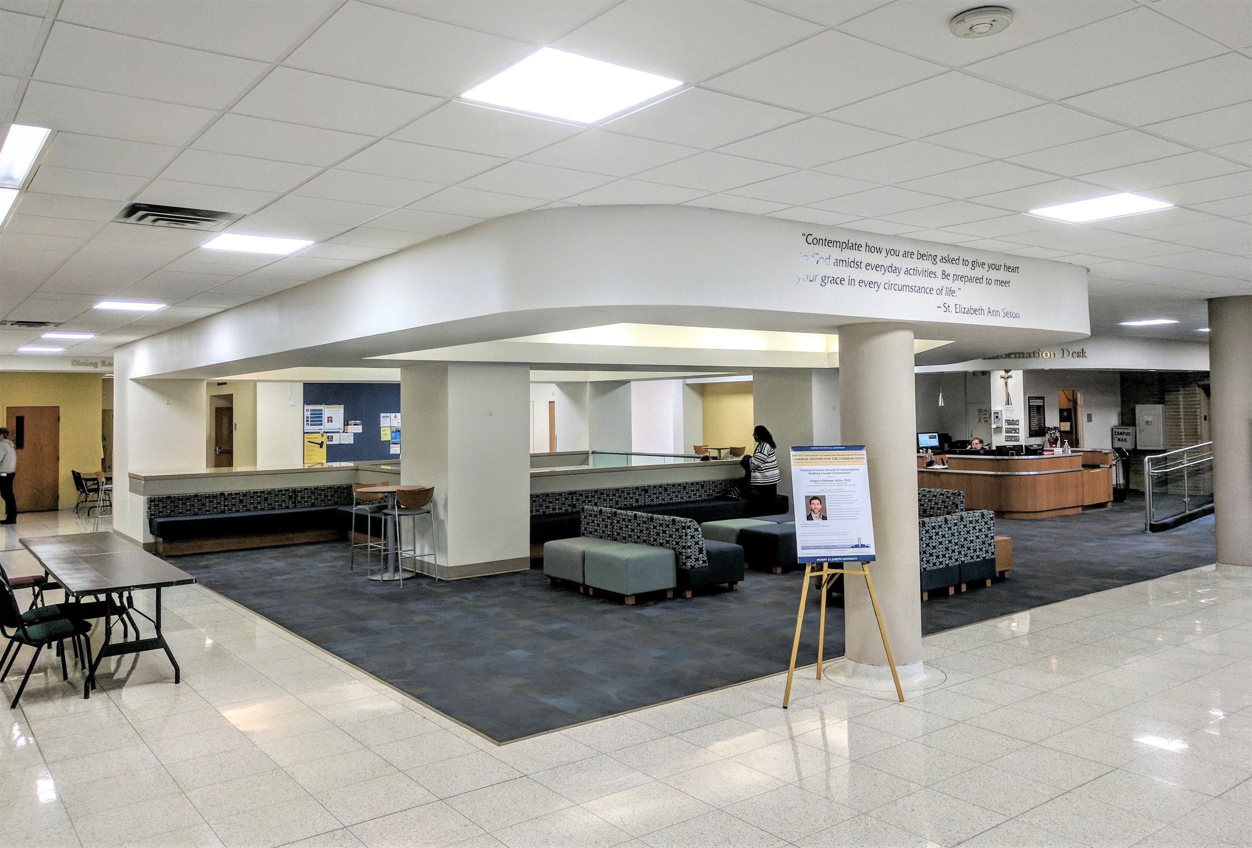 Mount St. Joseph University - Turnkey Project