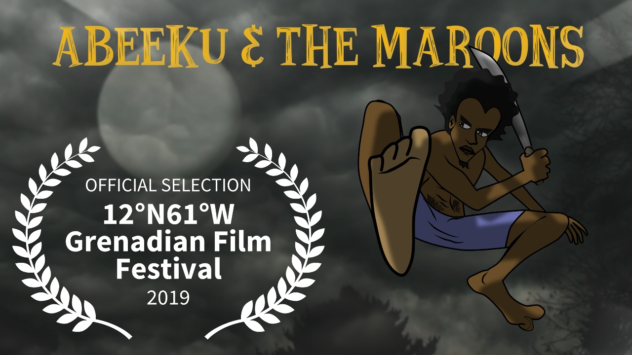 Abeeku &The Maroons |  Directed by Kevin Jackson (Jamaica, 2017, 3:31 min.)