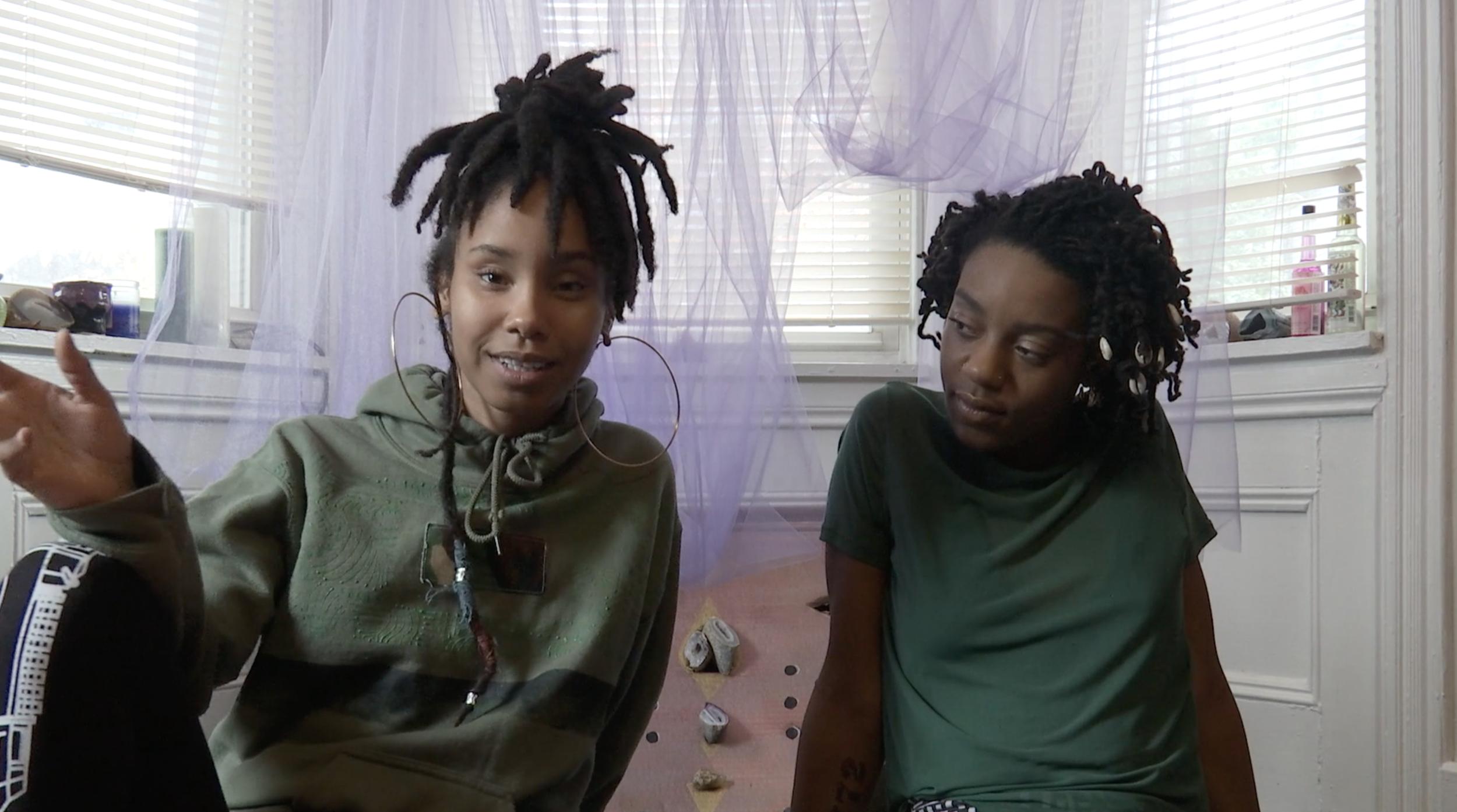 Sankofa: The Story of Oshun   |  Directed by Natalie Harris (USA, 2018, 7:22 min.)