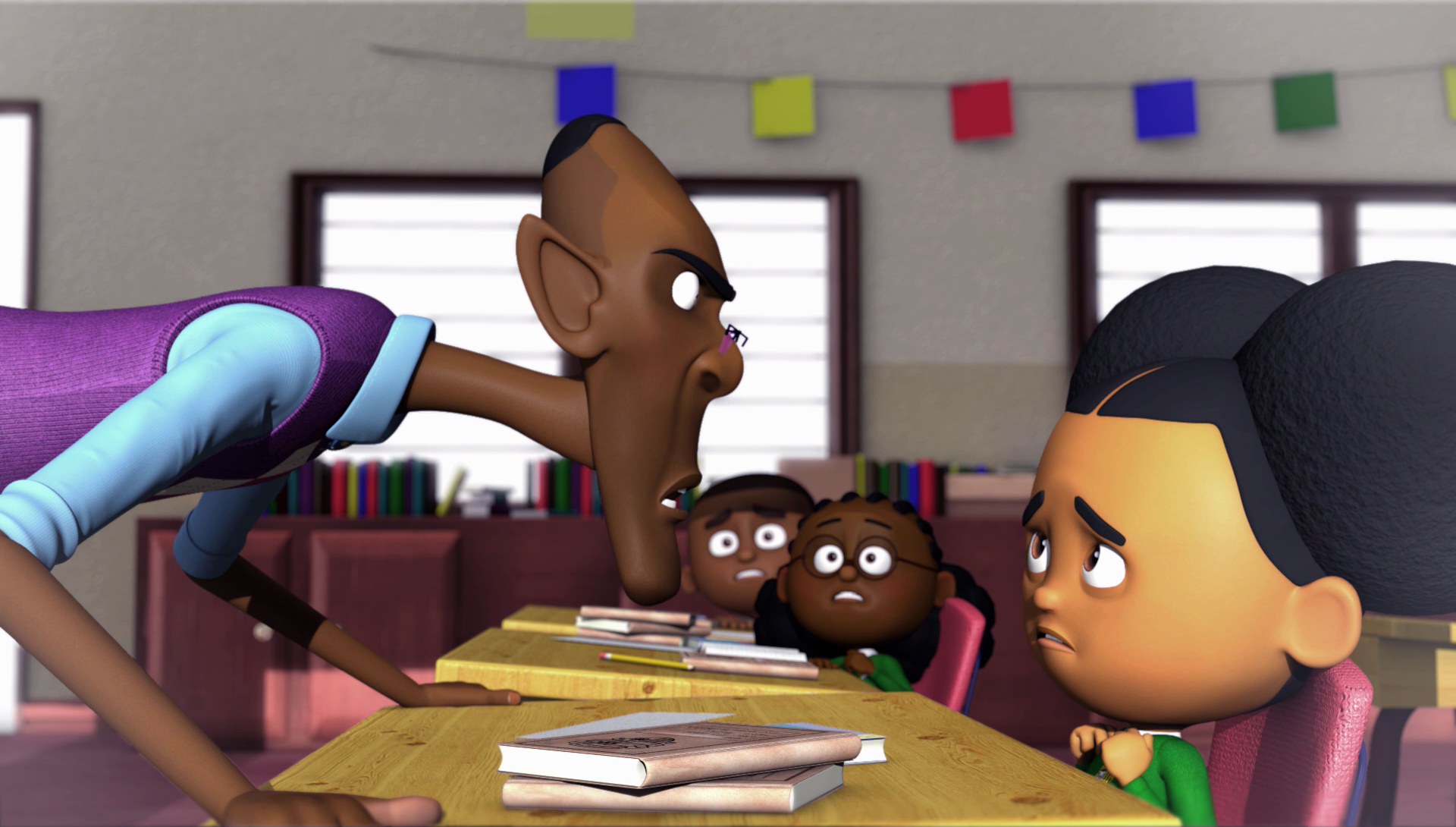 Best Animation  | A Kalabanda Ate My Homework