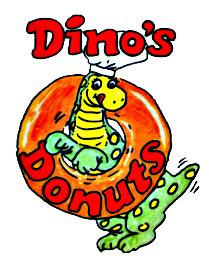 dinos donuts