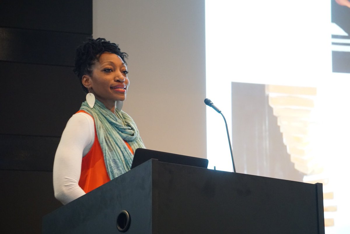 Lakesha Moore, @TSUedu  Professor of Art Education and Painter