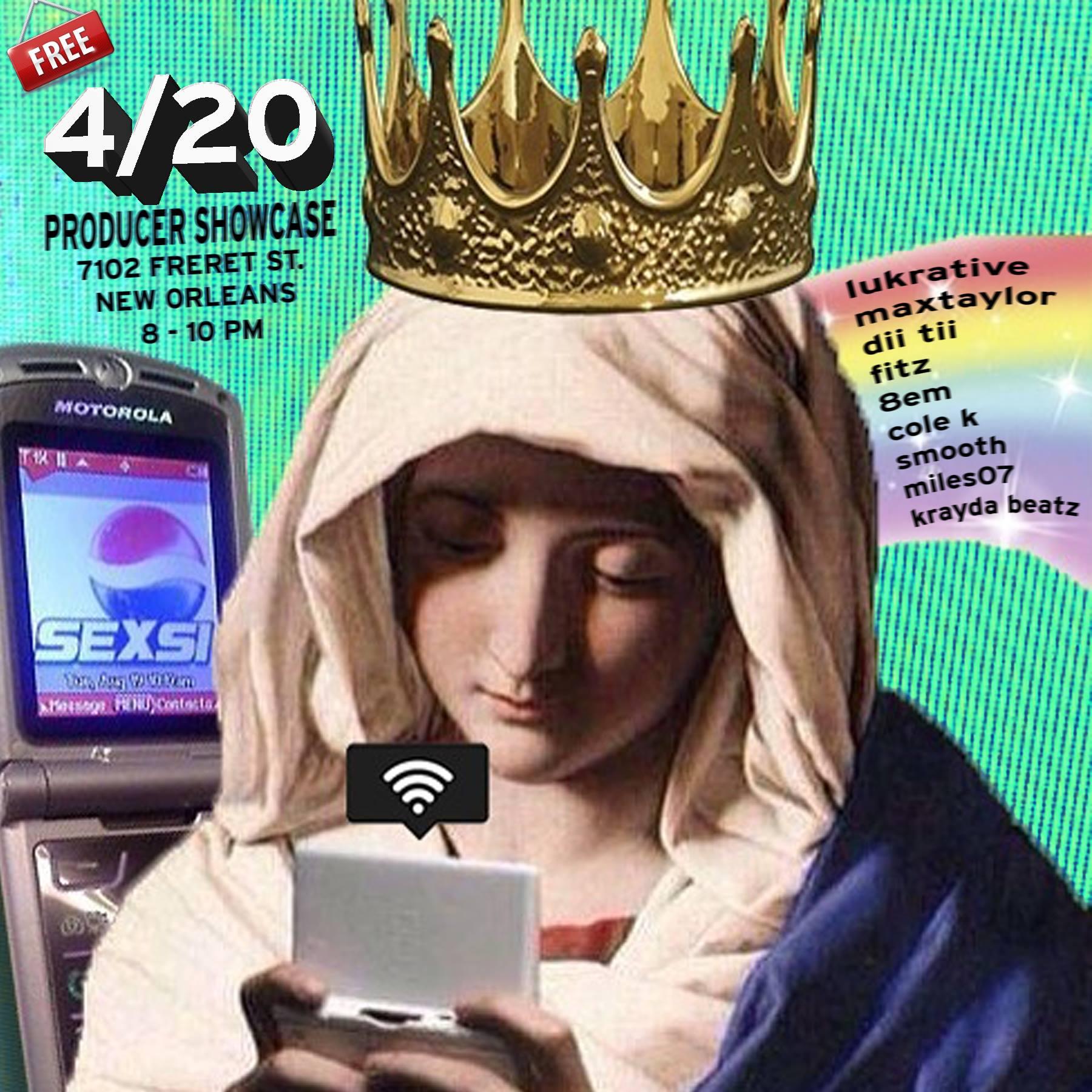 4/20 SEXSI SHOWCASE -