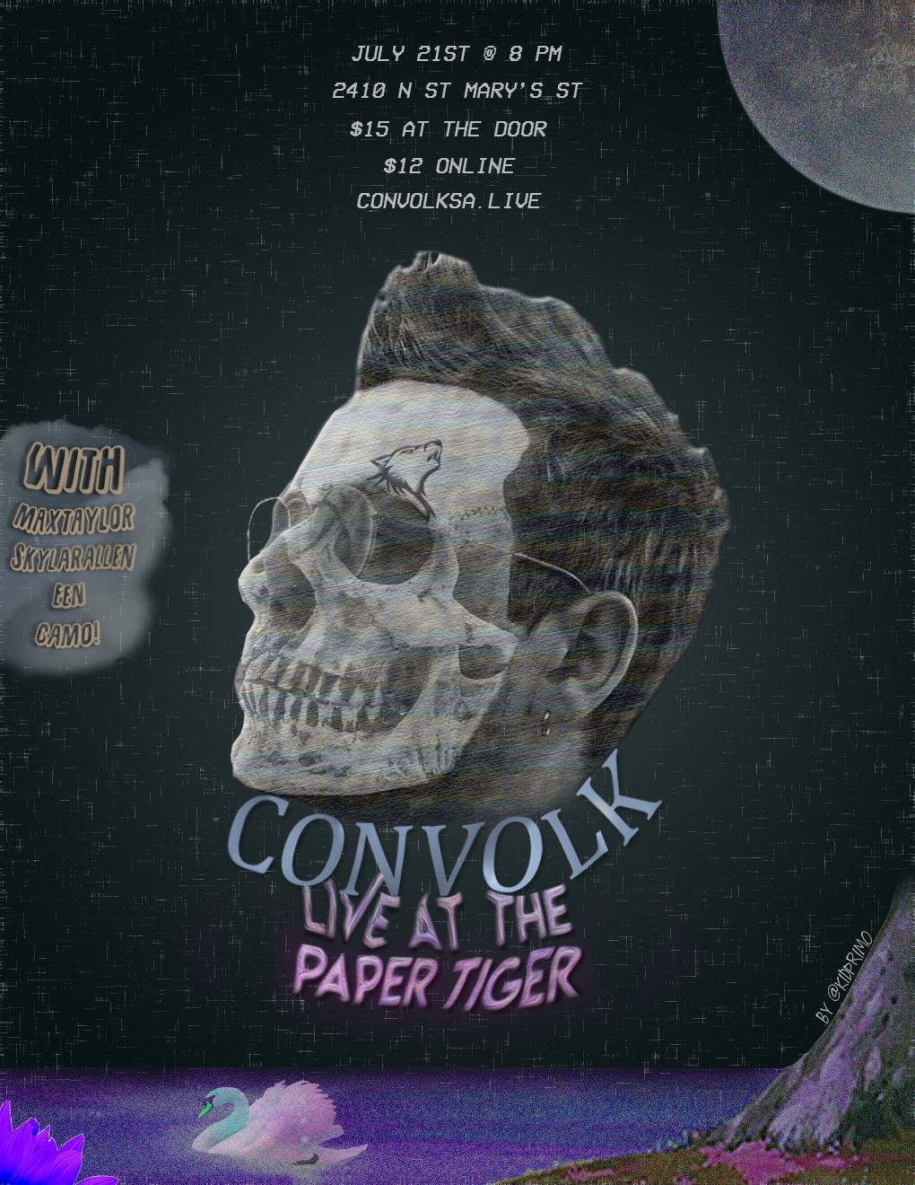 CONVOLK (SAN ANTONIO) -