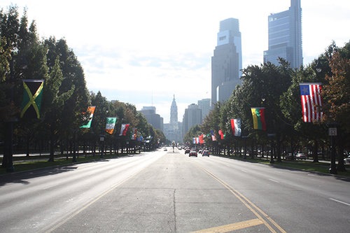 Copy of Copy of Ben Franklin Parkway