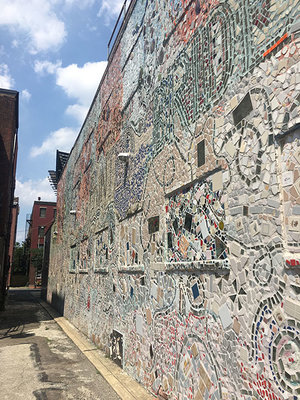 Copy of Old City Mosaic See Philly Run
